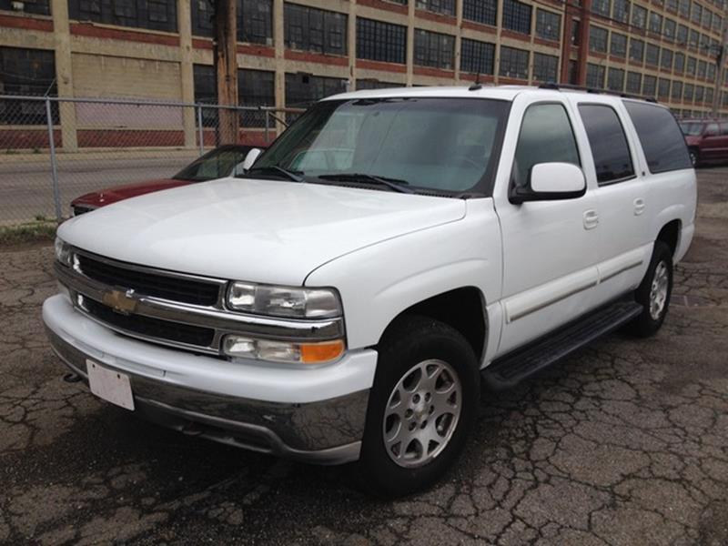 2003 Chevrolet Suburban car for sale in Detroit