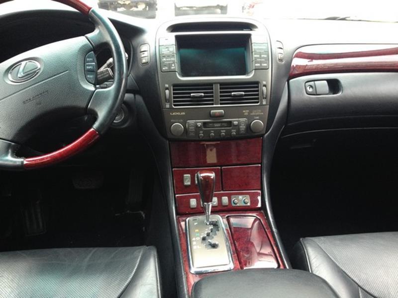 2003 Lexus Ls 430 car for sale in Detroit
