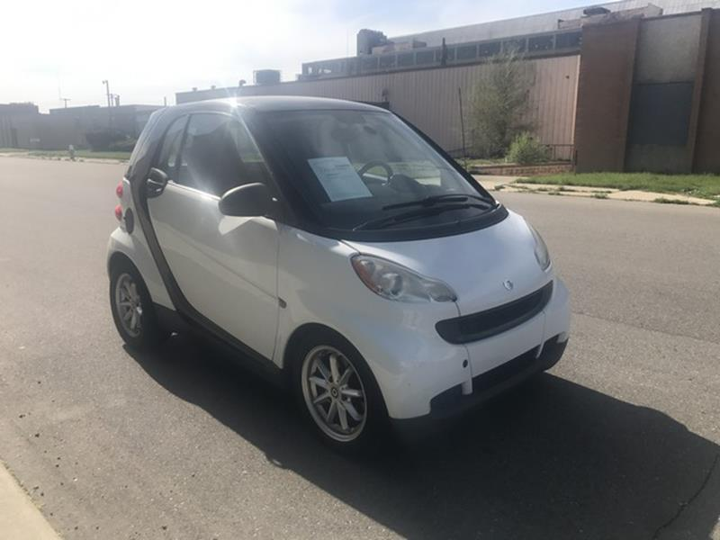 2009 Smart Fortwo car for sale in Detroit