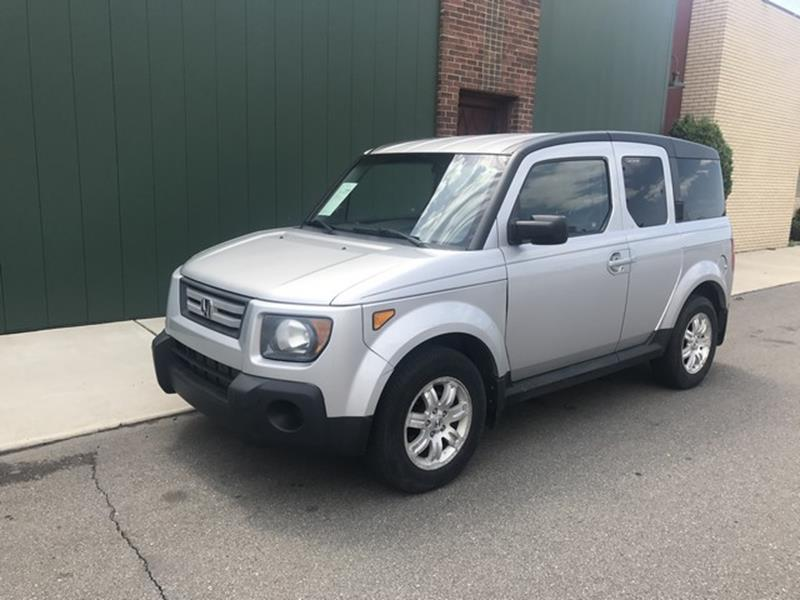 2007 Honda Element car for sale in Detroit