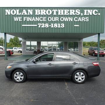 2009 Toyota Camry for sale in Booneville, MS