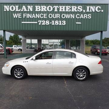 2008 Buick Lucerne for sale in Booneville, MS