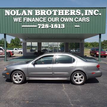 2003 Infiniti I35 for sale in Booneville, MS