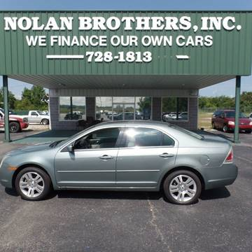 2006 Ford Fusion for sale in Booneville, MS