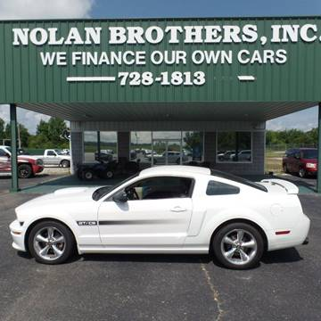 2008 Ford Mustang for sale in Booneville, MS