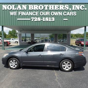 2008 Nissan Altima for sale in Booneville, MS