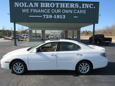 2003 Lexus Es 300 For Sale In Mississippi