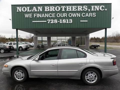 2005 Pontiac Bonneville for sale in Booneville, MS