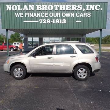 2009 Chevrolet Equinox for sale in Booneville, MS