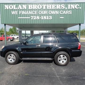 2008 Toyota 4Runner for sale in Booneville, MS