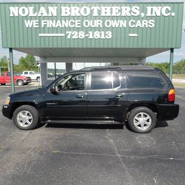 2005 GMC Envoy XL for sale in Booneville, MS