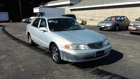 2002 Mazda 626 for sale in Somerset, MA