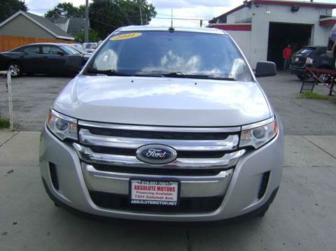2011 Ford Edge for sale at Absolute Motors 2 in Hammond IN