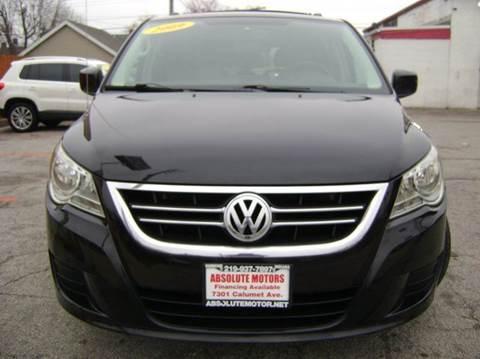 2009 Volkswagen Routan for sale at Absolute Motors in Hammond IN