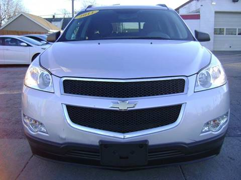 2011 Chevrolet Traverse for sale in Hammond, IN