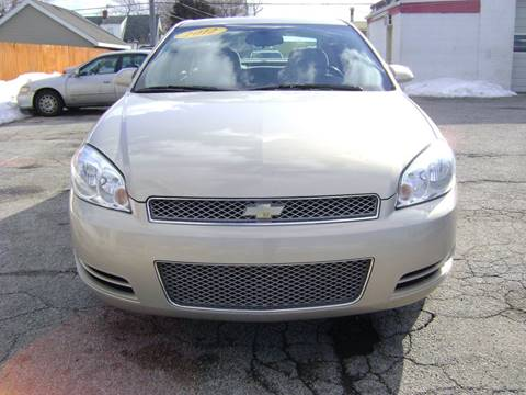 2012 Chevrolet Impala for sale in Hammond, IN