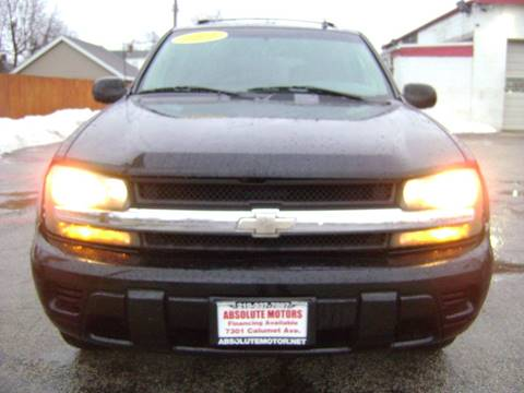 2007 Chevrolet TrailBlazer for sale in Hammond, IN