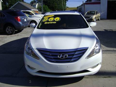 2011 Hyundai Sonata for sale in Hammond, IN