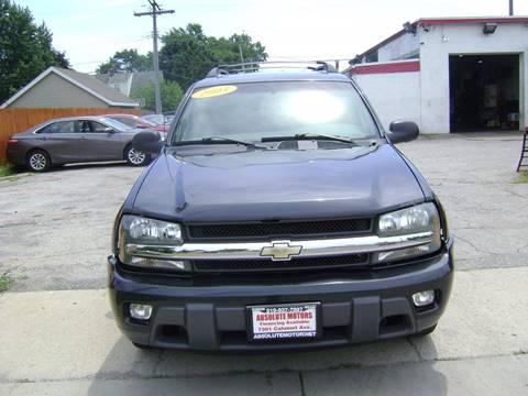2003 Chevrolet TrailBlazer for sale in Hammond, IN