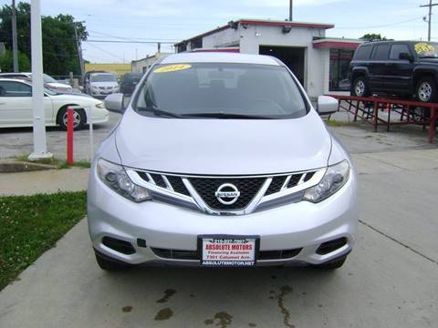 2014 Nissan Murano for sale in Hammond, IN