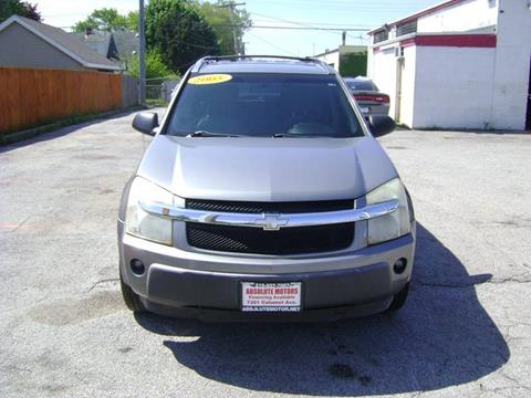 2005 Chevrolet Equinox for sale in Hammond, IN