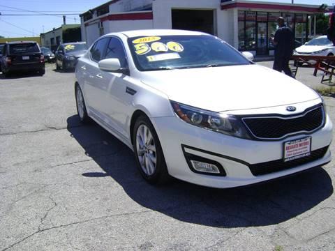 2015 Kia Optima for sale in Hammond, IN