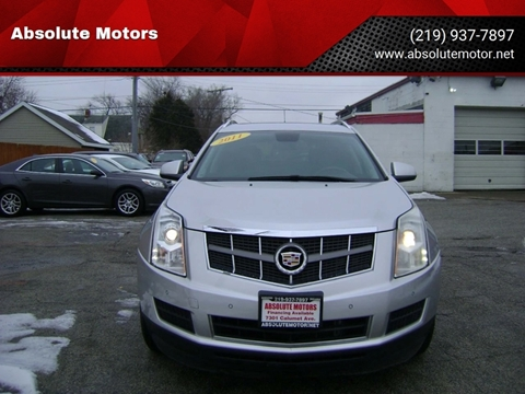 2011 Cadillac SRX for sale in Hammond, IN