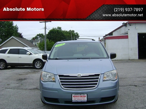 2010 Chrysler Town and Country for sale in Hammond, IN