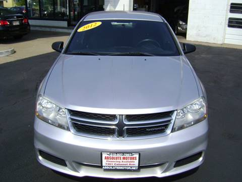 Cheap Cars For Sale >> 2012 Dodge Avenger For Sale In Hammond In