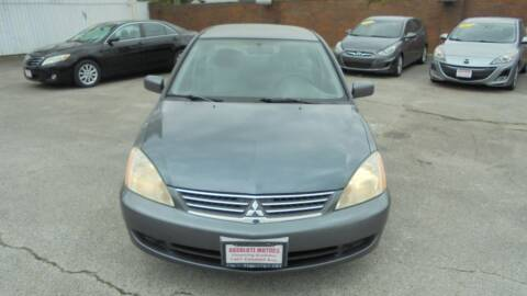 2006 Mitsubishi Lancer for sale at Absolute Motors 2 in Hammond IN
