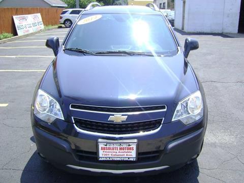 2014 Chevrolet Captiva Sport for sale in Hammond, IN