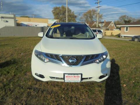 2011 Nissan Murano for sale in Hammond, IN