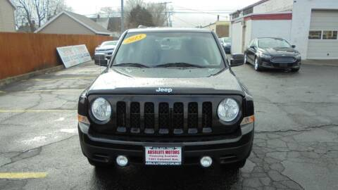 2015 Jeep Patriot for sale at Absolute Motors 2 in Hammond IN