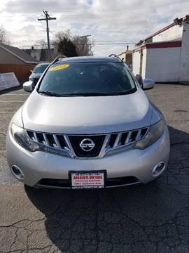 2010 Nissan Murano S for sale at Absolute Motors in Hammond IN