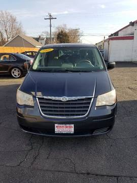 2008 Chrysler Town and Country LX for sale at Absolute Motors in Hammond IN