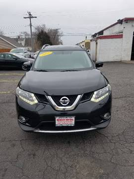 2015 Nissan Rogue S for sale at Absolute Motors in Hammond IN