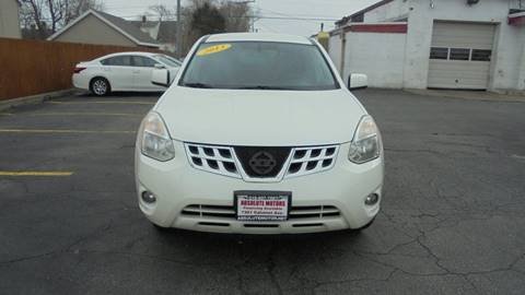 2013 Nissan Rogue S for sale at Absolute Motors in Hammond IN