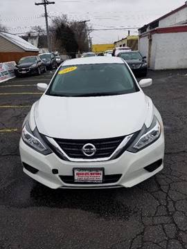 2016 Nissan Altima 2.5 for sale at Absolute Motors 2 in Hammond IN