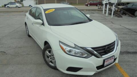 2016 Nissan Altima for sale at Absolute Motors 2 in Hammond IN