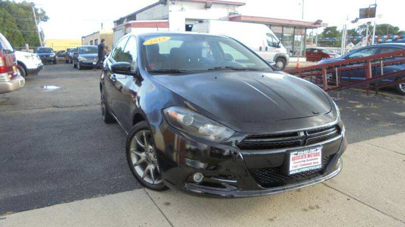 2013 Dodge Dart for sale at Absolute Motors in Hammond IN