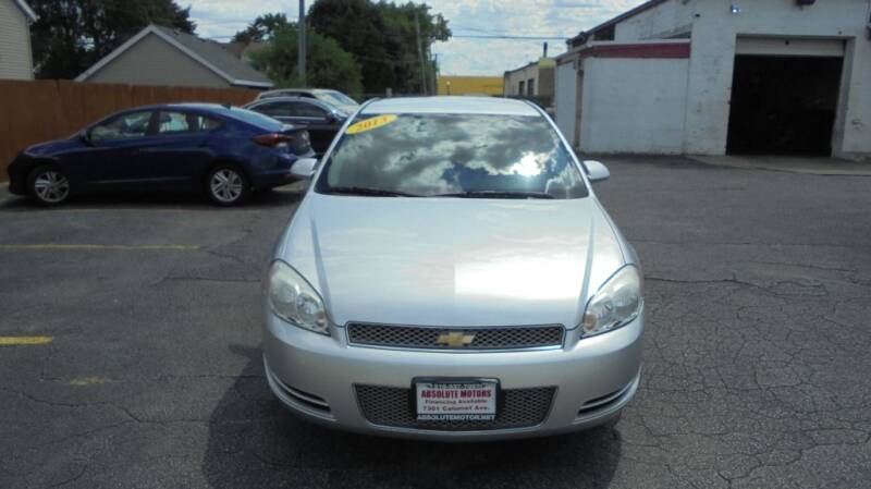 2014 Chevrolet Impala Limited for sale at Absolute Motors in Hammond IN