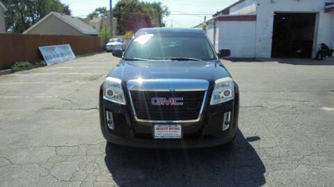 2011 GMC Terrain for sale at Absolute Motors in Hammond IN
