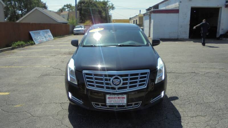 2014 Cadillac XTS for sale at Absolute Motors in Hammond IN