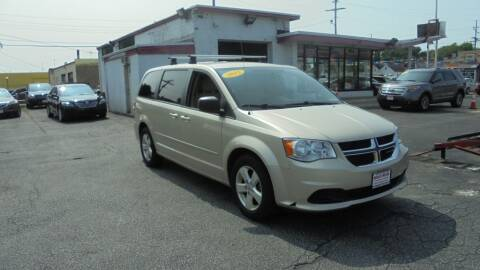 2015 Dodge Grand Caravan for sale at Absolute Motors in Hammond IN