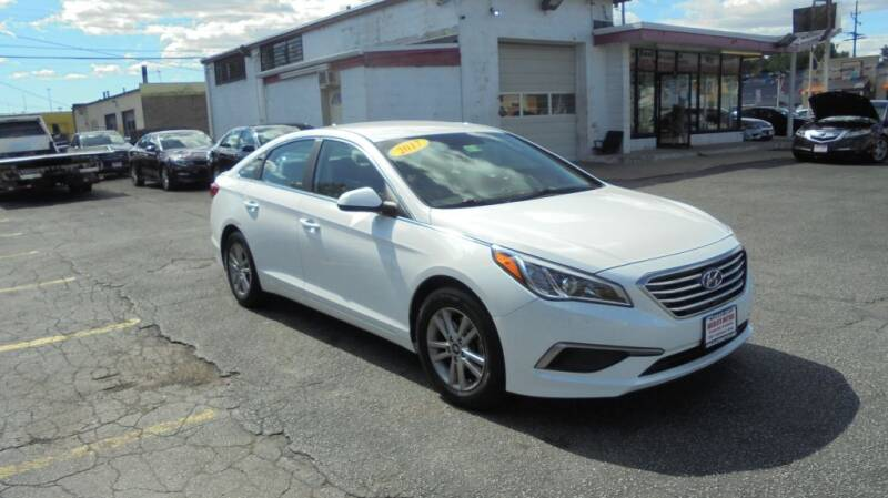 2017 Hyundai Sonata for sale at Absolute Motors 2 in Hammond IN