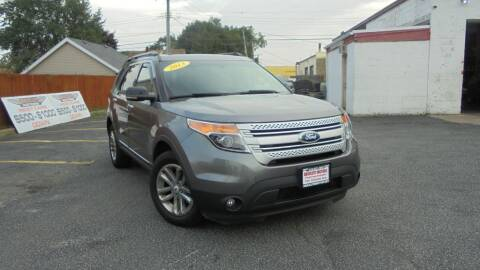 2013 Ford Explorer for sale at Absolute Motors 2 in Hammond IN