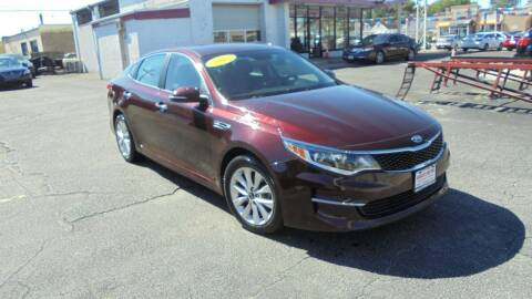 2017 Kia Optima for sale at Absolute Motors 2 in Hammond IN