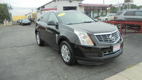 2013 Cadillac SRX for sale at Absolute Motors in Hammond IN