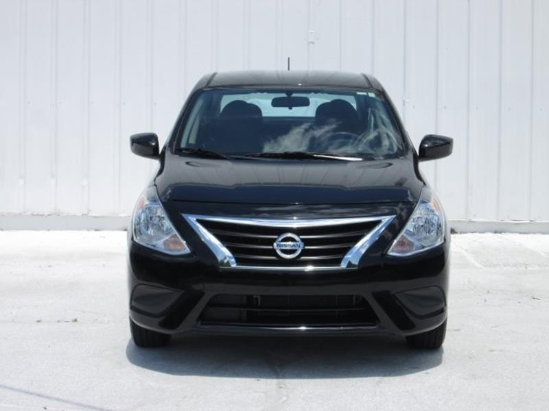 2017 Nissan Versa for sale at Rooster Bush Automotive in Lenoir NC