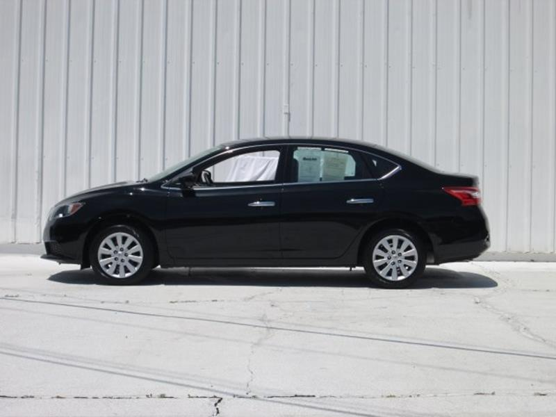 2017 Nissan Sentra for sale at Rooster Bush Automotive in Lenoir NC